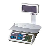 Весы торговые CAS ER-Plus EU 6