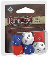 Рунные Войны: Игра с миниатюрами Набор кубиков (Runewars Miniatures Game Dice Pack) настольная игра