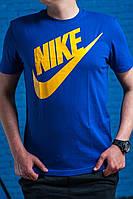 Мужская футболка с логотипом Nike