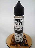 Жидкость Several Puffs Sweet roll (3 мг/мл) 60ml.