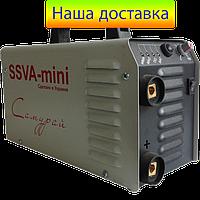 Зварювальний інвертор SSVA-mini «Самурай»