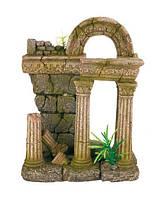 Trixie TX-8878 Грот  Римские колонны , 25 см, пластик Трикси.