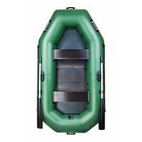 """ЛТ-250-С  Двухместная высокобортная надувная лодка  Ладья ЛТ-250-С с настилом, тип """"коврик"""""""