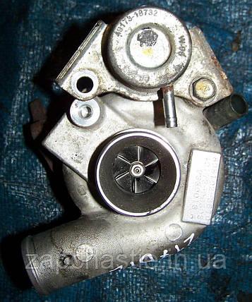 Турбина Опель Комбо 1.7cdti 93184512, фото 2