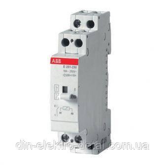 Контактор ABB E 251-230, 16А, 230 В