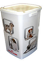 Контейнер для хранения корма royal canin