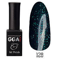Гель-лак GGA Professional №128 (pretty poison), 10ml