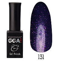 Гель-лак GGA Professional №131 (poison plum), 10ml