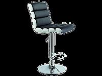 Барный стул C-617 Signal черно/белый