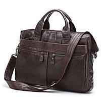 JASPER & MAINE деловая сумка для настоящих мужчин которые ценят комфорт и функциональность  7122C