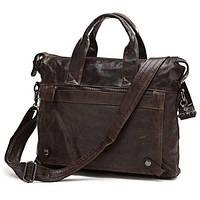 Деловая сумка для настоящих мужчин которые ценят комфорт и функциональность Jasper&Maine 7120C