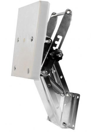 Крепление (транец) для лодочного мотора 20 л.с.