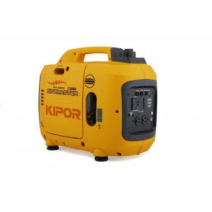 Инверторний генератор Kipor IG2000 (2 кВт), фото 2