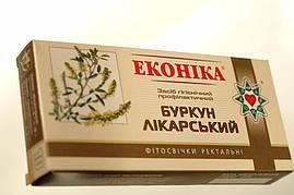 Свечи Эконика Донник Буркун 10 шт