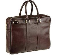 Стильная деловая сумка для мужчин с отделом для ноутбука Blamont (Bn023C)
