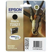 Epson T1081 Картридж Black (Черный) (C13T10814A10)
