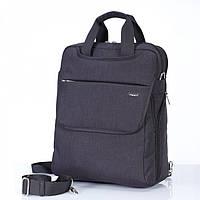 Сумка-рюкзак Dolly 368 трансформер две ручки городской формат А4 два отдела 31см х 37см х 20см