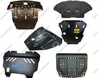 Защита двигателя Mitsubishi Pajero Sport (радиатор) 2008-2015 (Щит)