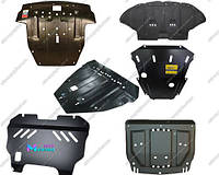 Защита Seat Altea (ДВС+КПП) 2007- (Щит)