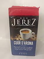 Молотый кофе Don Jerez Cuor D'aroma