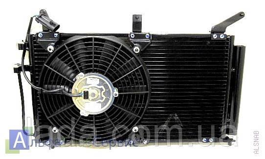 Радиатор кондиционера в сборе Panasonic ВАЗ 1117, ВАЗ 1118, ВАЗ 1119, Калина