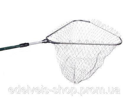 Подсак треугольный рыболовный 50 ×50(кордовая нить)