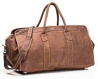 Bexhill (England) Кожаная дорожная мужская сумка в винтажном стиле  (G5000B)