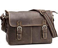 Стильная Мужская сумка через плечо в винтажном стиле TIDING BAG (G8850)