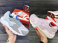 Женские кроссовки Nike Air Huarache 2 цвета в наличии