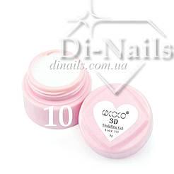 3D Modelling gel \ гель-пластилин CANNI №10