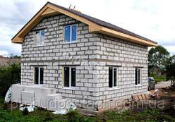 Зимове будівництво з газобетону