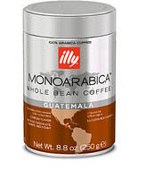 Кофе в зернах ILLY Monoarabica  Guatemala   250г  ж/б, фото 1