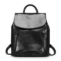 Черный женский рюкзак Grays (GR-8158A)