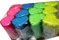 Ватные палочки ДЕТСКИЕ гигиенические, пластиковые