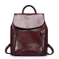 Стильный рюкзак Grays цвета шоколада (GR-8158B)