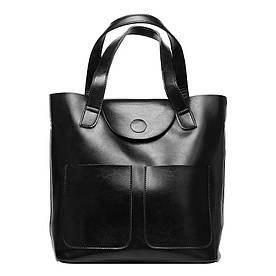 Черная женская сумка Grays (GR-0599A)