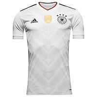 Футболка поло сборной Германии, белая