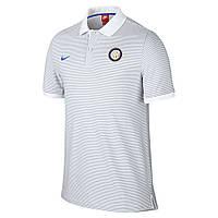 Футболка поло Интер Милан (Inter Milan), Nike, белая