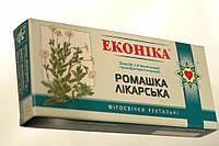 Свечи Эконика Ромашка лекарственная 10 шт