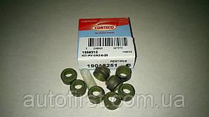 Corteco 19018251 Сальники клапанов ВАЗ 2101-21099, ЗАЗ, ГАЗ 406 (Германия)