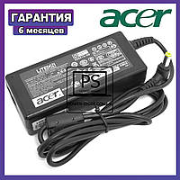 Блок питания Зарядное устройство адаптер зарядка для ноутбука ACER 19V 3.42A 65W ADP-40PH
