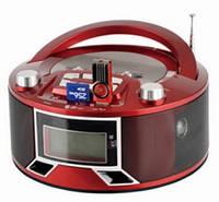 Проигрыватель GOLON RX-663R поддержка карт SD, USB, АМ-FM радио ZX