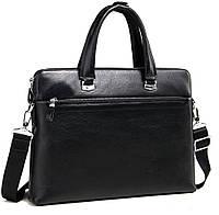 TIDING BAG Классическая деловая сумка под ноутбук для мужчин, натуральная кожа высокое качество (M1808-3A)