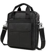 Повседневная мужская сумка для документов с наплечным ремнем Tiding Bag (M38-8861A)