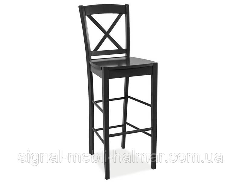 Барное кресло CD-964  Signal черный