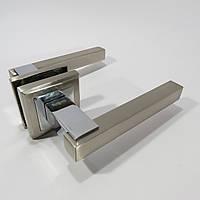 Ручка межкомнатная MONGOOSE H-897 (матовый никель))