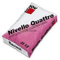 Baumit Nivello Quattro самовыравнивающаяся смесь (толщина от 1-20 мм), 25 кг в Одессе