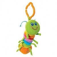 Погремушка Дрожащая гусеница Джей Tiny Love 1105600458