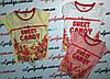 Футболка для девочки р. 98-128 см GLO-STORY купить детские футболки оптом