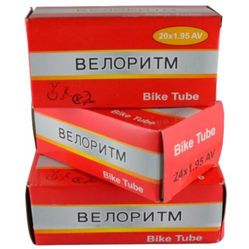 """Велосипедная камера 28""""х1.75 """"Велоритм"""""""